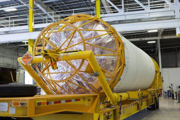Stupeň Centur zajistí navedení sondy na únikovou dráhu od Země.