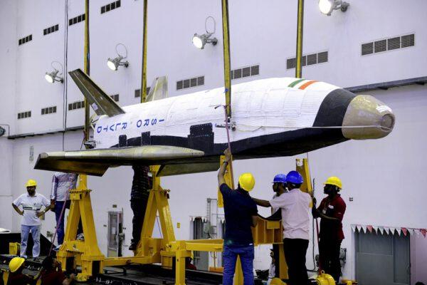 Miniraketoplán RLV-TD.