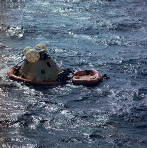 Po dobře vykonané práci mise SL-3 končí...