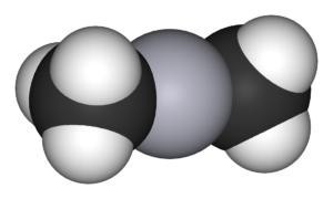 Molekula dimetylrtuti