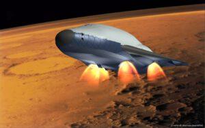 Spekulace, jak by mohla vypadat loď MCT