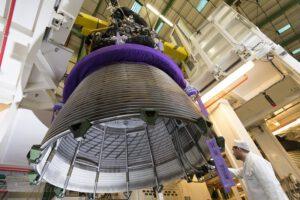 Motor Vulcain 2 pro raketu Ariane 5