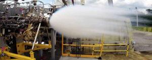 V roce 2015 byl ve Stennisově středisku testován tzv. preburner motoru Raptor