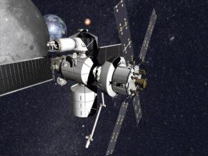 Návrh od Lockheed Martin počítá s využitím architektury víceúčelových logistických modulů