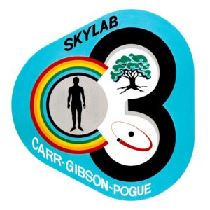 Emblém mise Skylab SL-4