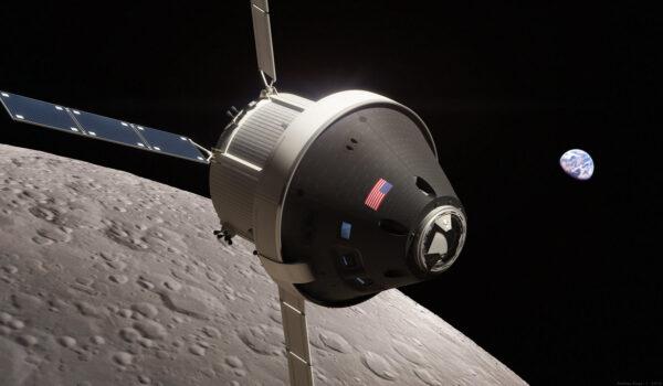 Orion by měl posloužit jako hlavní dopravní prostředek pro astronauty.