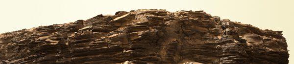 Panoramatický snímek na jeden z vrcholů Murray Buttles