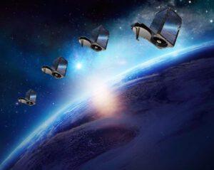 Čtveřice satelitů Terra Bella