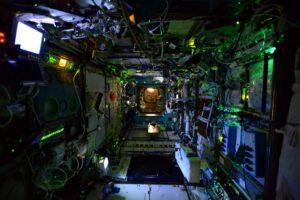 Noční ISS