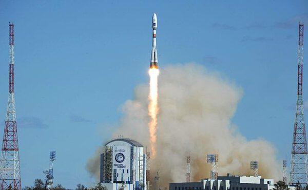 První start z nového kosmodromu Vostočnyj, zdroj:kremlin.ru, CC BY 4.0, https://commons.wikimedia.org/w/index.php?curid=48413309