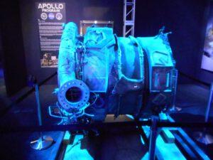 Neuvěřitelný kus historie - část motoru F-1 mise Apollo 11