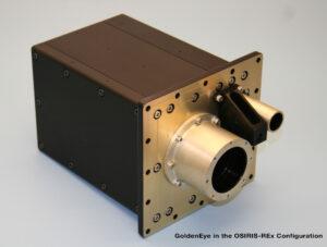 LIDAR pro OSIRIS-REx