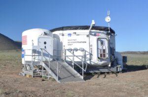Habitat Demonstration Unit (HDU 1-PEM) v roce 2010