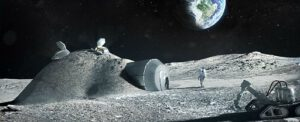 Moon village, jedno z témat na IAC 2016 zdroj: sciencealert.com