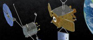 MEV-1 se blíží k cílové družici