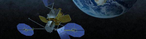 MEV po připojení k jiné družici