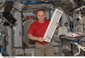 Osvětlovací systémy na ISS jsou tvořeny těmito prvky
