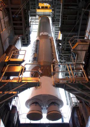 První stupeň rakety Atlas V