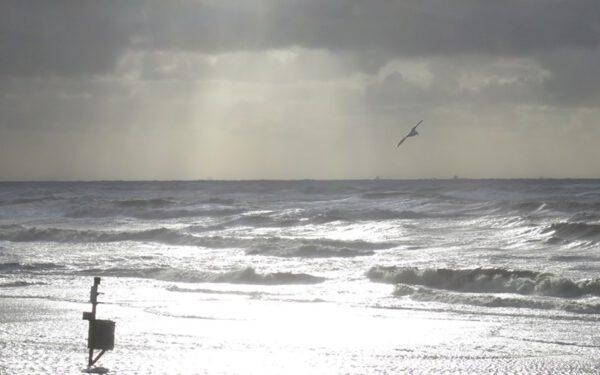 Rozbouřené Severní moře