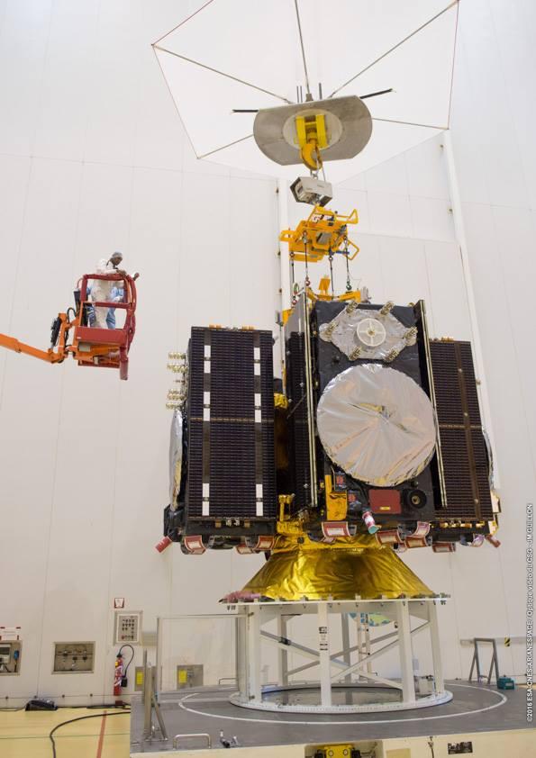 Družice Galileo se již brzy dostanou do ostrého provozu