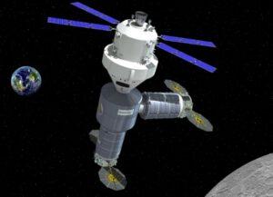 Tento návrh využívá upravených lodí Cygnus