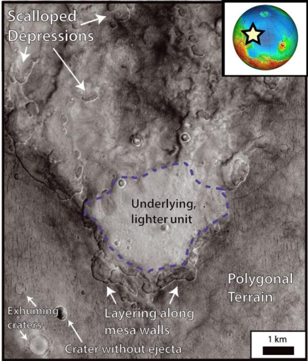 Oblast Utopia Planitia
