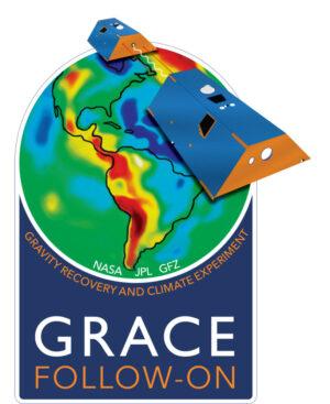 Logo projektu GRACE-FO