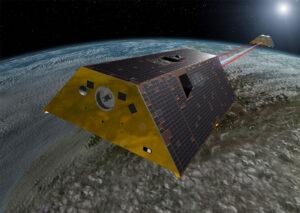 Družice GRACE-FO na oběžné dráze