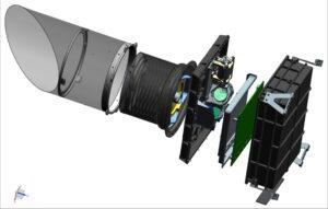 Návrh spektrometru OTES