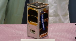 Cubesat AOBA-VELOX-3