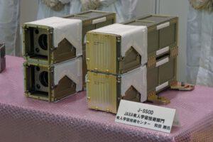 Vypouštěč JSSOD zvládne vypustit až 12 základních 1U cubesatů