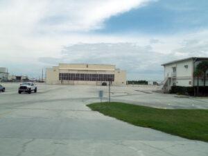 Takto vypadá hangár S na mysu Canaveral dnes.