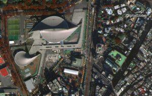 První snímek z družice WorldView-4