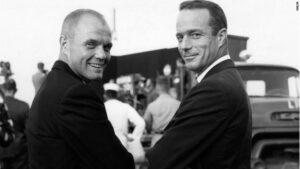 John Glenn a Scott Carpenter