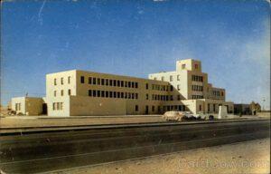 Lovelace Clinic v roce 1959