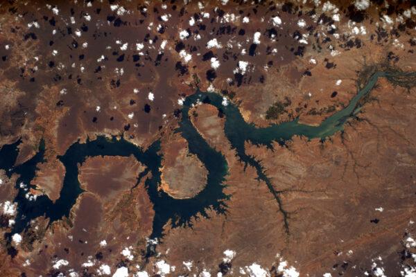 Řeka, která se jako drak vine Jižní Amerikou.