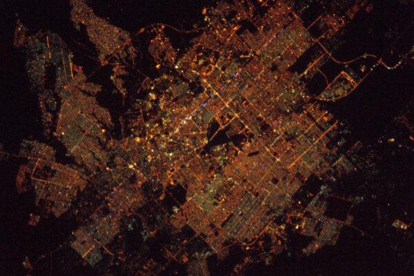 Večerní kvíz: Dokážete pojmenovat tohle (velmi geometricky členěné) město? Nápověda: Není v Americe – ani v severní, ani v Jižní.