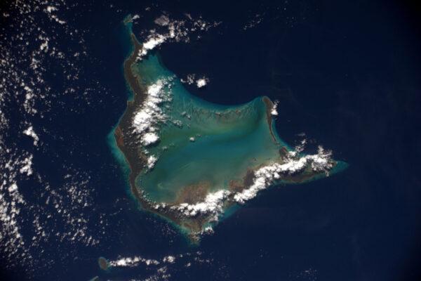 Crooked Island na Bahamách – úplně vidím piráty, kteří zde ukrývají své poklady.