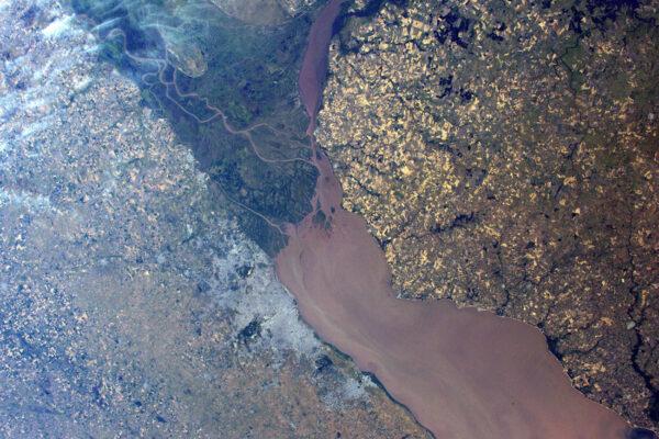 Buenos Aires Rio de la plata: Kde se Argentina potkává s Uruguají.