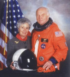 S Annie prožil John Glenn dlouhý a plný život: jejich manželství trvalo úctyhodných 73 let.