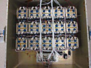 Vnitřní struktura baterií