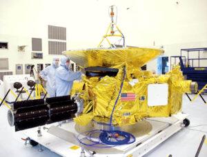 Mise New Horizons realizovaná v rámci programu New Frontiers