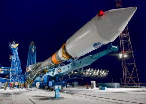 O vynášení lodi ICCTS by se měla start raketa Sojuz 2.1b