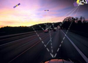 Navigační systém Galileo může být jedním z kroků na cestě k samostatným autům.