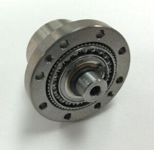 Strain wave gear - velmi komplikovaný díl