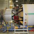 Letový exemplář horního stupně ICPS pro misi EM-1
