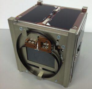 Cubesat WasedaSat-3