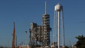 SpaceX by z rampy 39A mohla startovat už 30. ledna
