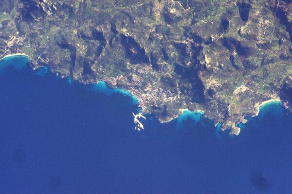 L'isle Rousse, Korsika – kouzelné místo.