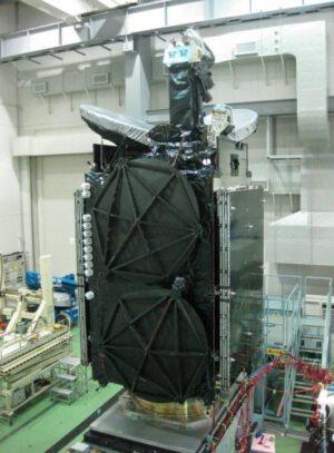 Družice postavená na platformě DS-2000 (nejde o DSN-2).